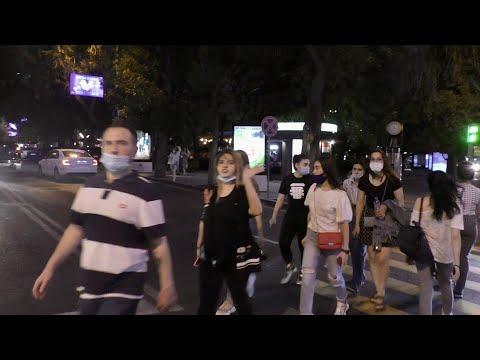 Yerevan, 08.09.20, Tu, Gortserov, Ev Zbosank Kentronum, Or 174