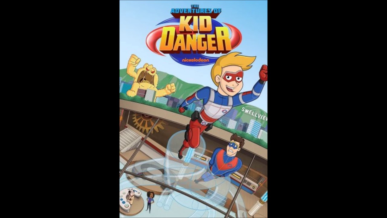 The Adventures Of Kid Danger Theme Song Youtube