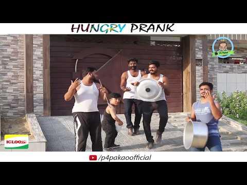 | Hungry Prank | By Nadir Ali & Team in | P4 Pakao | 2017