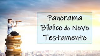 """Retransmissão EBD Online: """"Panorama Bíblico: Evangelho de João"""""""