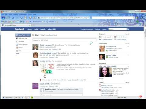 Fix Facebook News Feed/Live Feed Settings