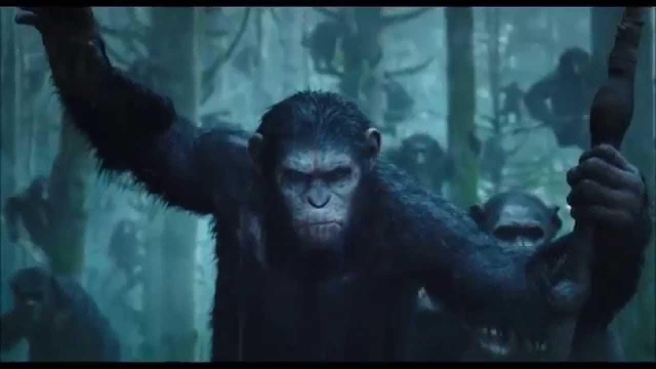Apes Revolution Il pianeta delle scimmie 2014 Film Completo in Italiano -  YouTube