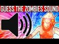 can you guess the zombies sound zombies sound quiz 4 w gregfps