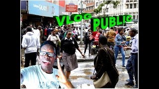 How to VLOG in PUBLIC AWKWARD VLOGGING in KENYA tutorial FUNNY