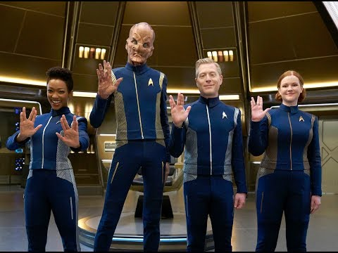 Carpool Karaoke: The Series - Cast of Star Trek: Discovery - Live Now on the Apple TV app