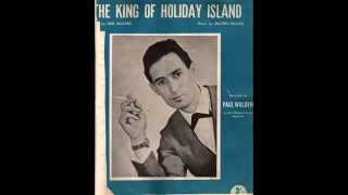 Paul Walden - The King of Holiday Island [HMV 1963]