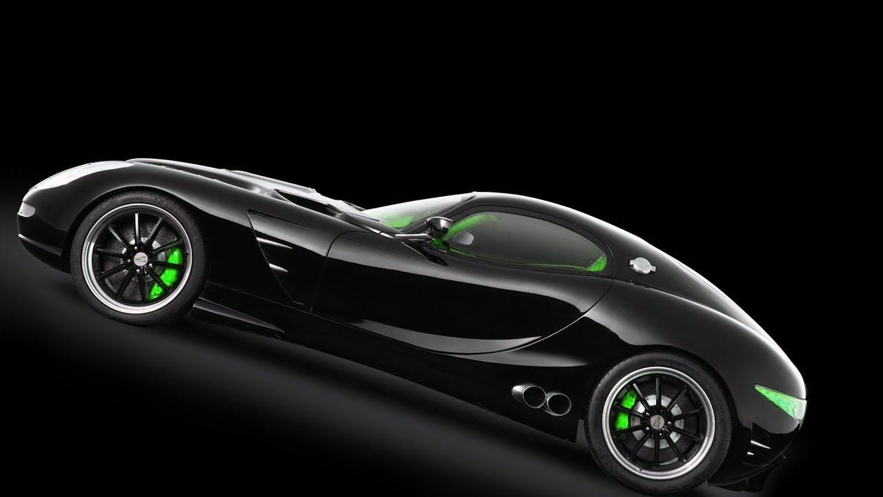 Trident Iceni Fastest Diesel Sports Car Youtube
