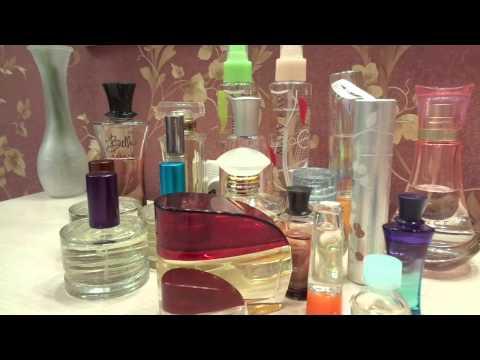 коллекция  ароматов от Mary Kay(1 часть)