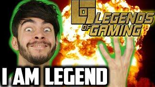 I AM LEGEND...