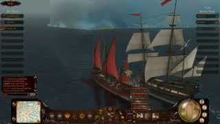 wind of Luck: Arena Gameplay video on Tier 5-7 ships HD