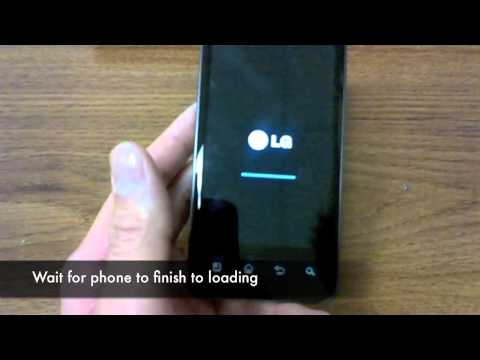How to Unlock LG Optimus Chic E720 by Sim Network Unlocking Pin - Bell, Virgin + all Networks