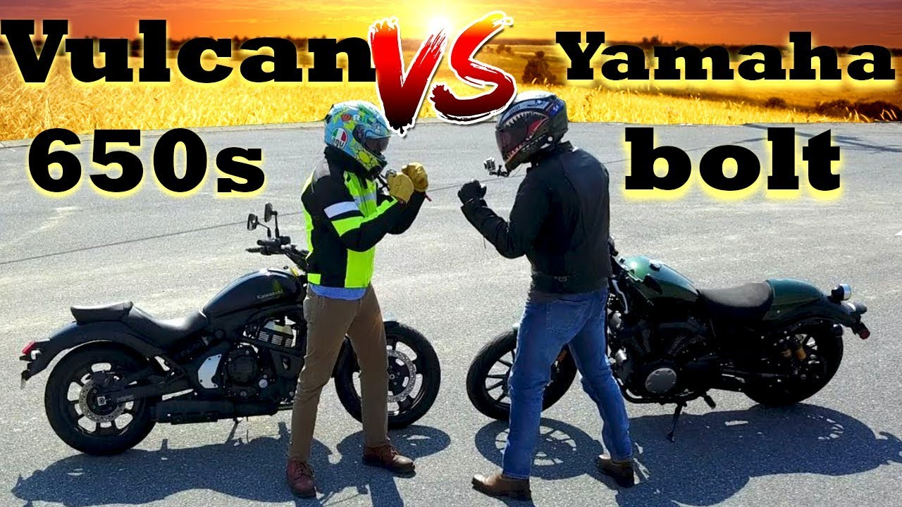 Can The Bolt Dethrone The Mighty Vulcan 650s Youtube
