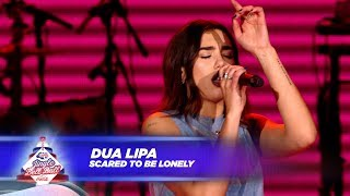 Dua Lipa - 'Scared To Be Lonely' - (Live At Capital's Jingle Bell Ball 2017) MP3