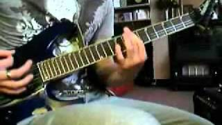ENDEVERAFTER NO MORE WORDS GUITAR JEFF HARDY