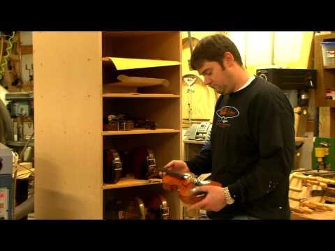 Custom Guitars and Violins Nashville TN - Waldron Instruments