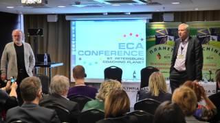 """Спикеры на 5ой международной конференции ЕСА """"Планета коучинга"""""""
