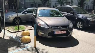 Видео отчёт о привезенном и растаможенном автомобиле Ford Mondeo Wagon.