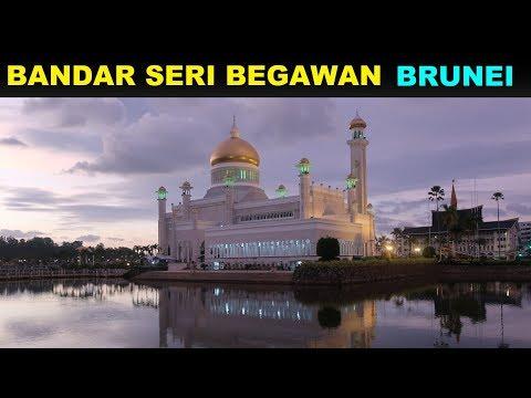 A Tourist's Guide to Brunei (Bandar Seri Begawan)
