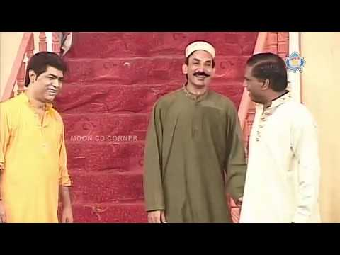 Nasir Chinyoti And Amanat Chan - New Pakistani Stage Drama -  Full Comedy Clip