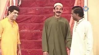 Nasir chinyoti and Amanat Chan New Pakistani Stage Drama Full Comedy Clip