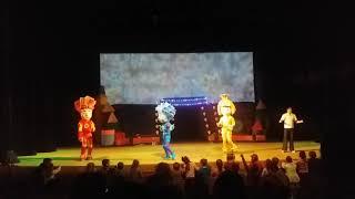 Фикси-Шоу Фиксики играют в цирк