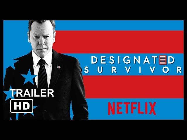 Designated Survivor - Season 1,2 Recap - 2019