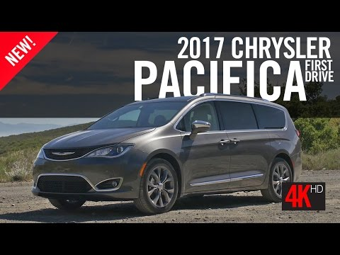 Innovative 2017 Chrysler Pacifica First Drive Review Chrysler