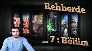 Level 68 Buff Skilimizide Açtık | Rehber 7 : Bölüm Cabal Online Türkçe