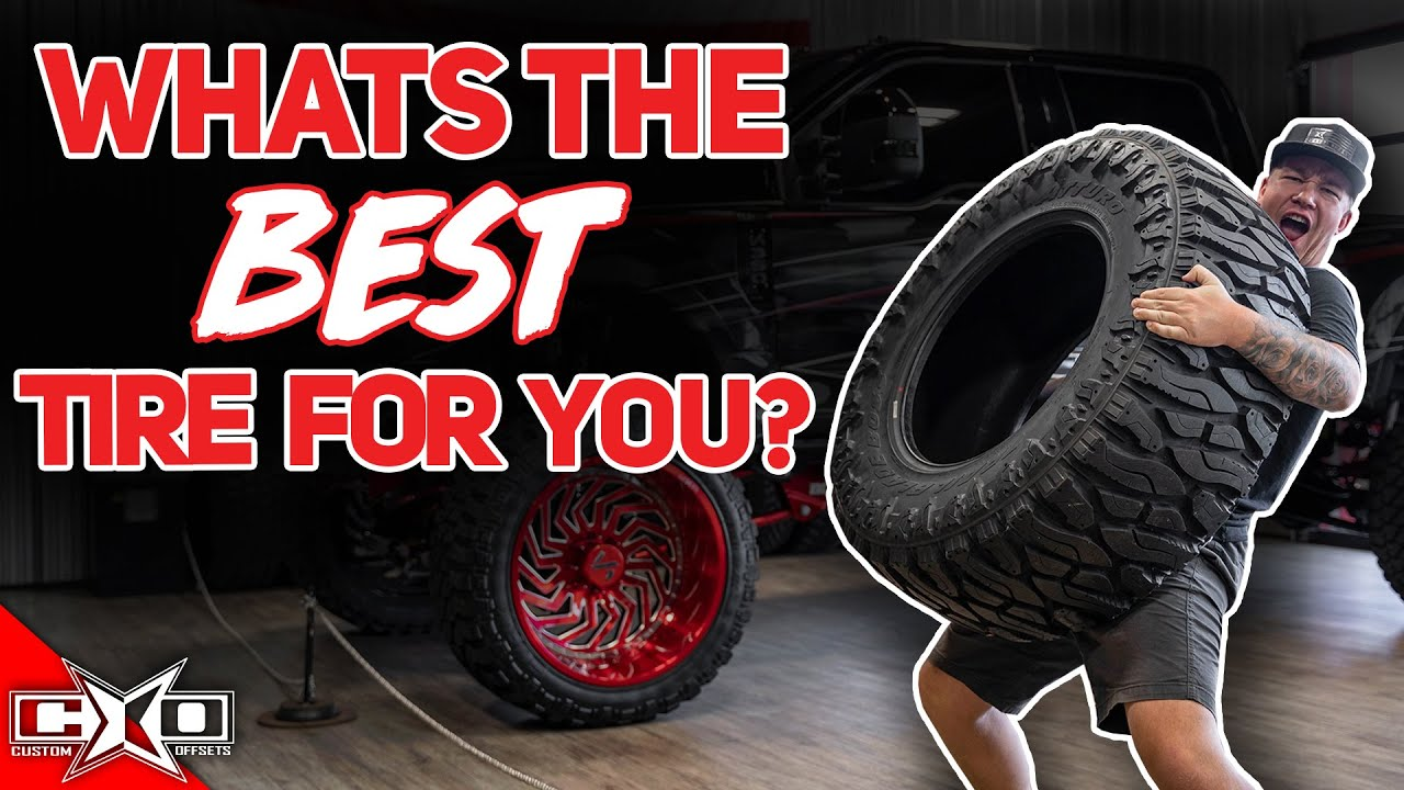 Whats The BEST Tire For YOU?