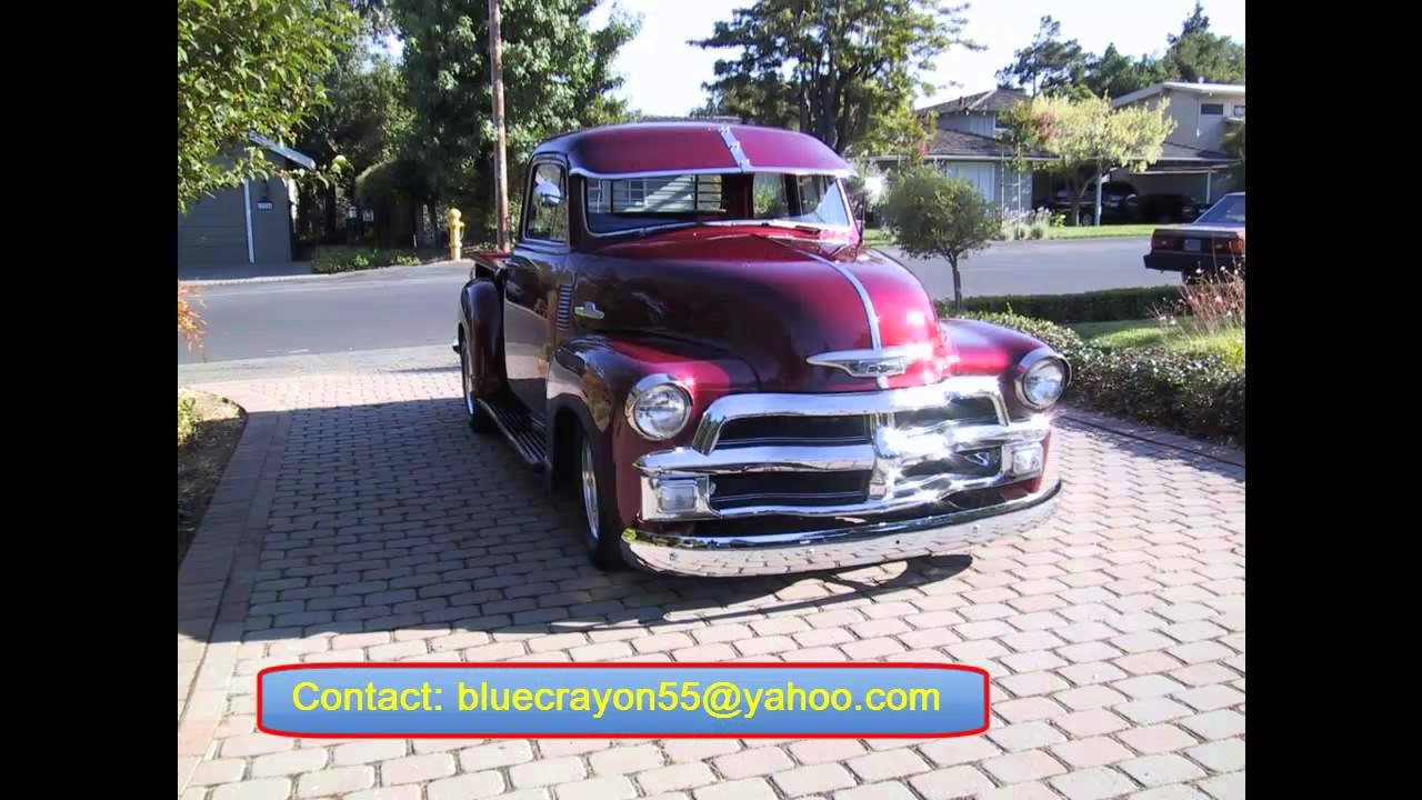 1955 chevy 3100 1st series chevrolet chevy trucks for - 1955 Chevy First Series 5 Window Pickup