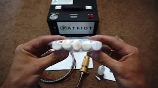 Краткий обзор компрессора высокого давления для pcp винтовки