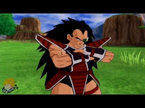Dragon Ball Z Budokai Tenkaichi - Story Mode -  | Saiyan Saga  | (Part 1) 【HD】
