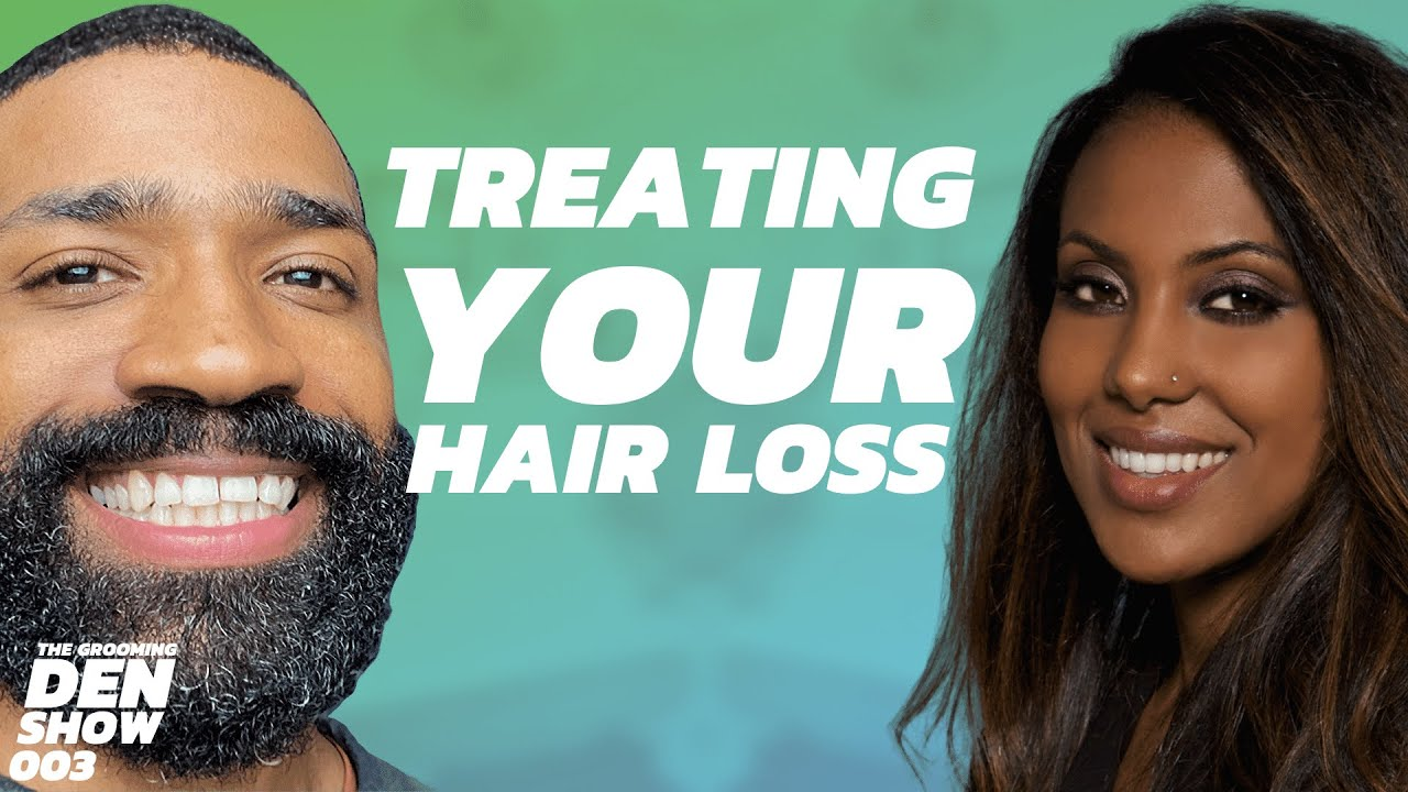 LOOKING AT TREATING MALE PATTERN BALDNESS | DR. MEENA SINGH