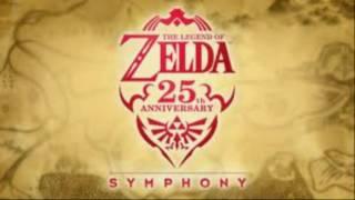 The Legend of Zelda: 25th Anniversary Orchestra Full Soundtrack