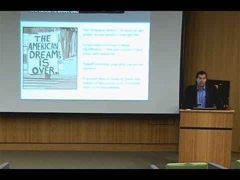 David Grusky on Social Mobility