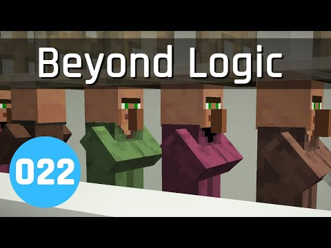 Beyond Logic #22: Trade Federation | Minecraft