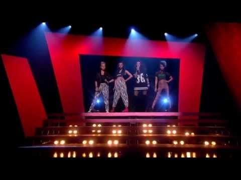 Little Mix - How Ya Doin'? (Live On Alan Carr Chatty Man)