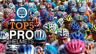 Top 5 - Pro Road Cycling Helmets 2016