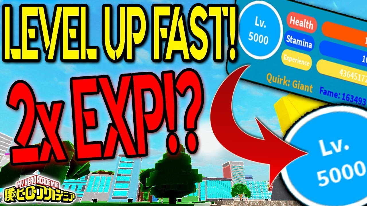 [NEW CODE] 2X EXP EVENT HOW TO LEVEL UP FASTER!?|BOKU NO ...