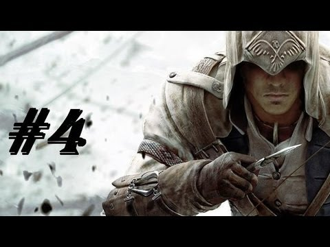 Assassin's Creed 3 Walkthrough - Part 4: Hello Boston! (XBOX 360/PS3/PC)