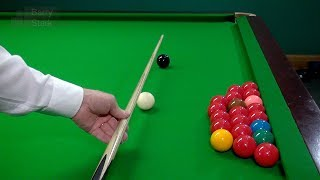 75. Potting Practice Routine - Black ball from it's spot
