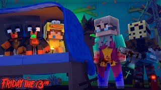 Minecraft DO NOT ENTER EVIL GRANDMA'S HOUSE ON FRIDAY THE 13TH OR YOU WILL DIE!!