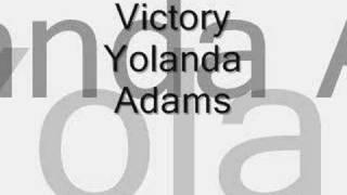 Victory-Yolanda Adams