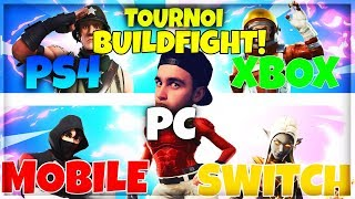 J'ORGANISE DES TOURNOIS BUIDFIGHTS! #BuildFightCUP 😱