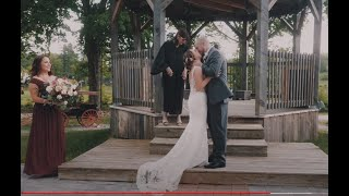The Wedding of Amanda and Dave McGuirk (Highlight)
