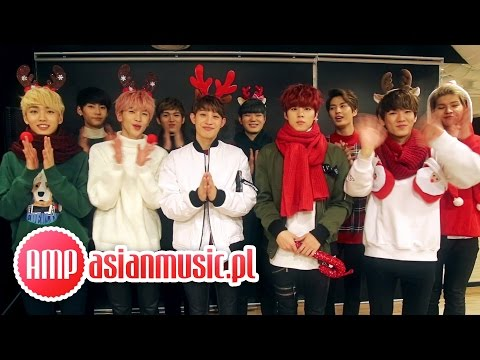 MERRY X-MAS From UP10TION!