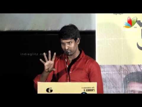 Soori funny speech on going to gym | Oru Oorla Rendu Raja Audio Launch | Vimal, D. Imman
