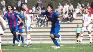 [HIGHLIGHTS] FUTBOL (Juvenil): FC Barcelona – RCD Mallorca (2-2)