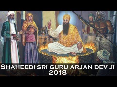 Most Popular Shabads Of Shaheedi Of Sri Guru Arjan Dev Ji | Gurbani Kirtan | Shaheedi Gurpurab 2018