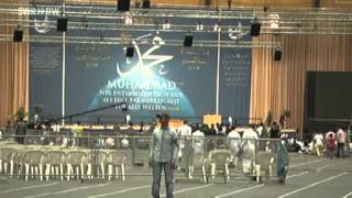 SWR - Jalsa Salana Deutschland 2013 der Islam Ahmadiyya